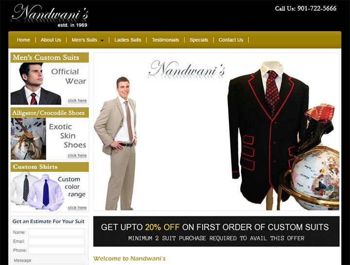 nandwanis tailor