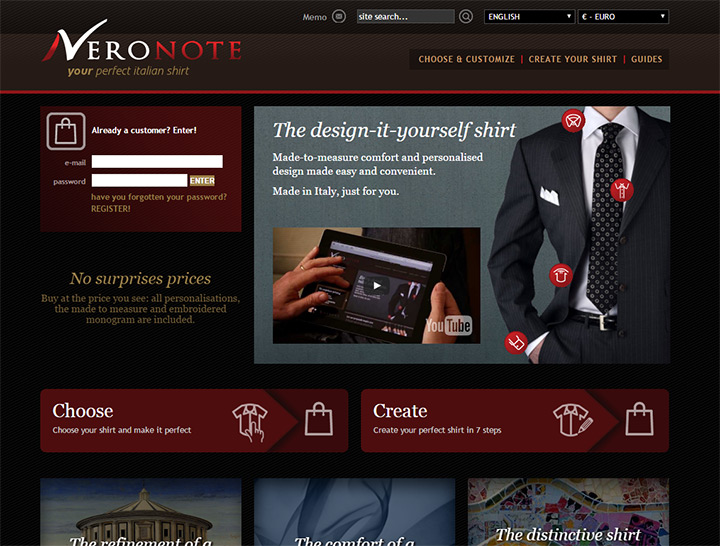 veronote tailor