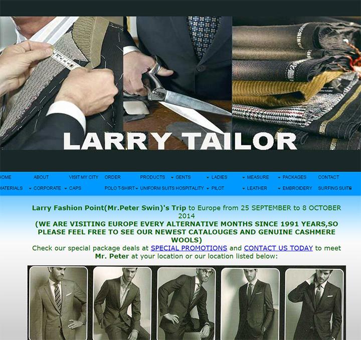 stockholm tailor