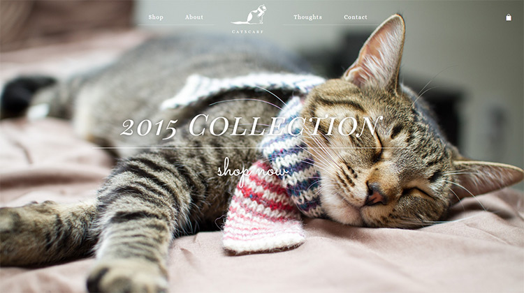catscarf website