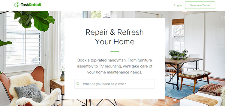 taskrabbit hero image