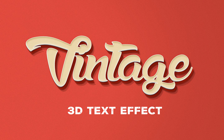 freebie vintage text